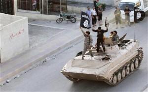 Isis Tank Syria
